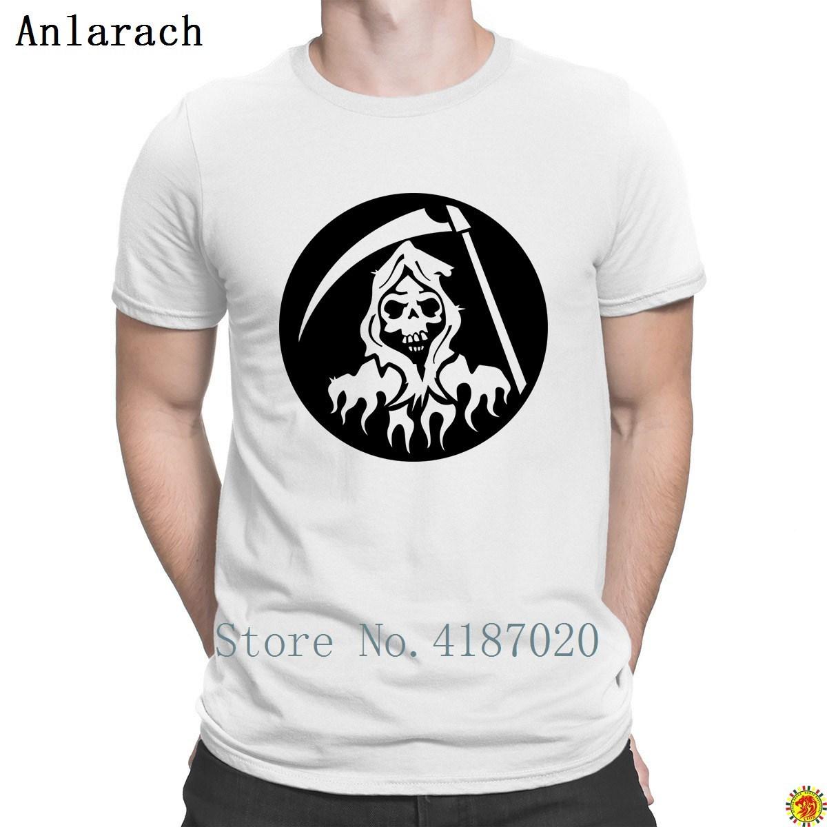 No Fear T-shirts Slim Fit 2018 Coton Imprimé T-shirt Pour Hommes Vêtements Construction Familiale Anlarach Top Qualité