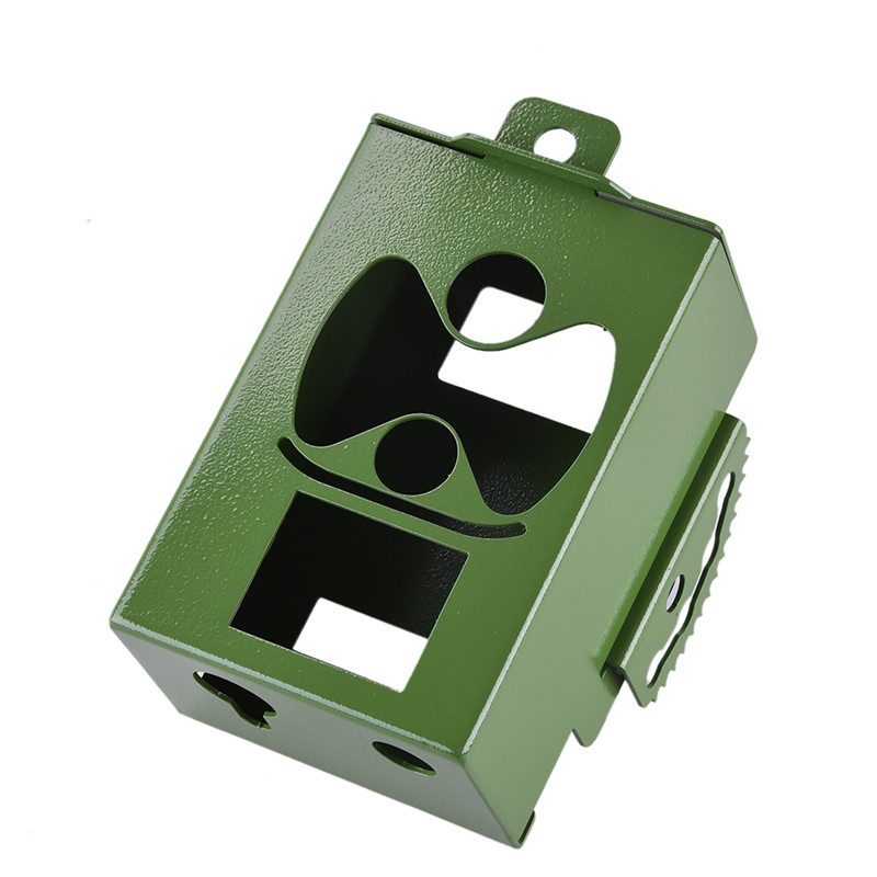 Hunting Camera Security Protection Metal Case Iron Lock Box for HC300M HC350M HC550G 4