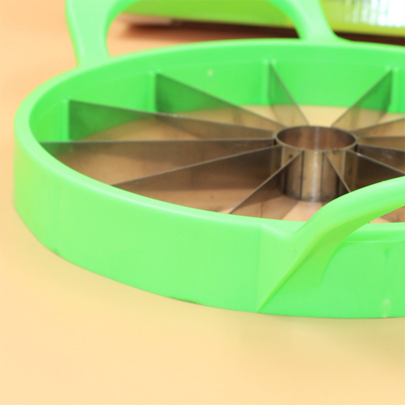 2018 New hot kitchen accessories watermelon slicer cutter knife fruit Creative cutter salad making slicer kitchen gadgets tools (10)