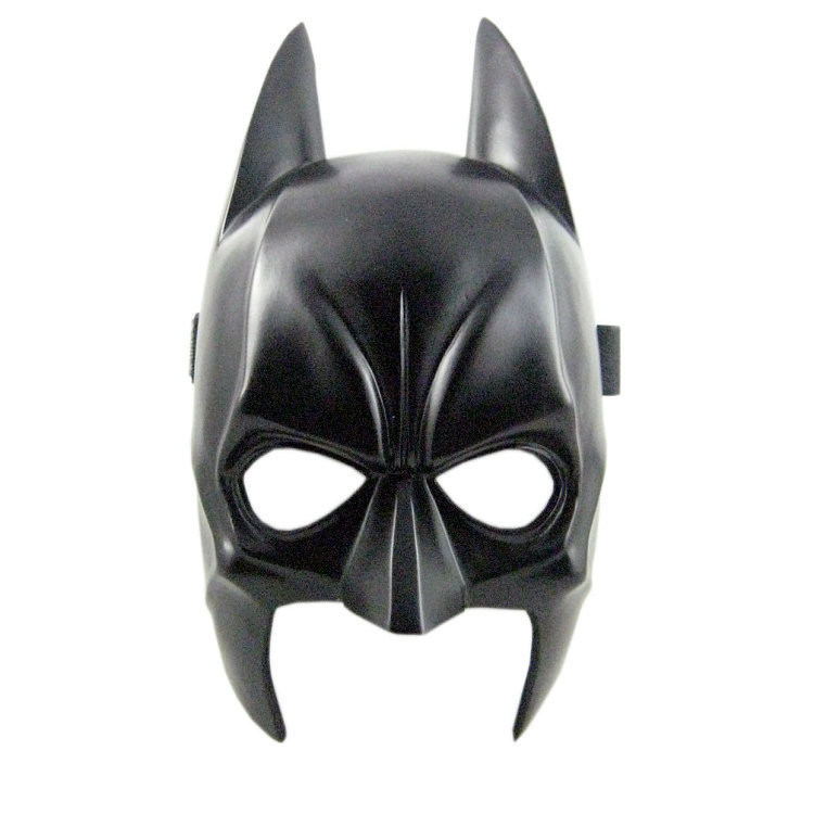 Halloween Masquerade Mask Superhero BATMAN Batman Superman Mask Headgear Masquerade Prop Batman Mask A8A63 (3)