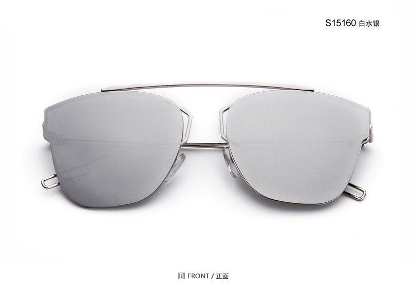 S15160 C4 Silver mirrored`