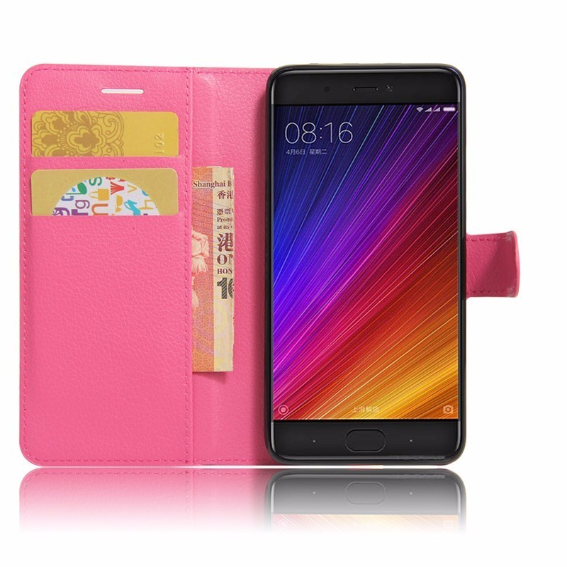For Xiaomi Mi 5s Case 5.15 inch Wallet PU Leather Back Cover Phone Case For Xiaomi Mi5s Mi 5S Case Flip Protective Bag Skin (5)