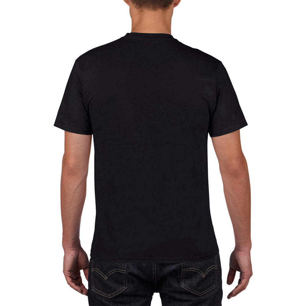 Single im Fitnessstudio Fitness Workout T-Shirt Genommen