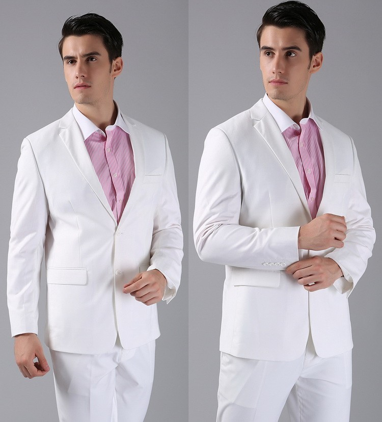 2 button white2