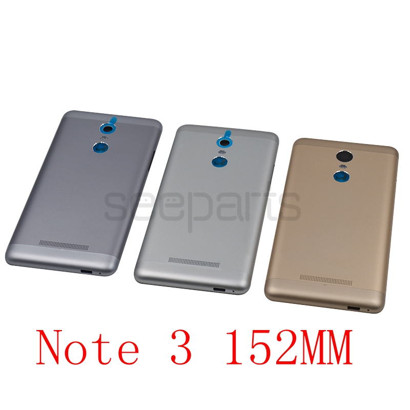 xiaomi note 3 battery cover