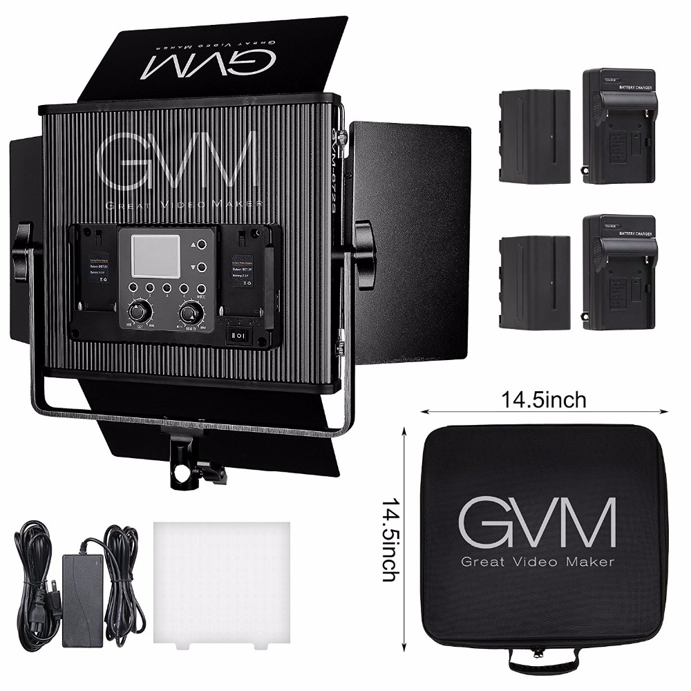 video panel light