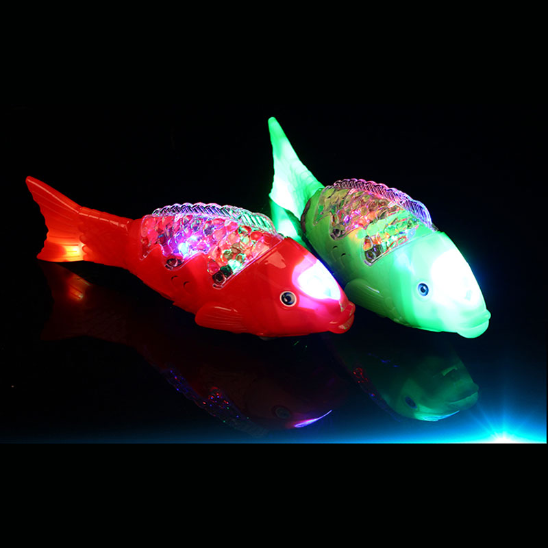 bath light led light toy