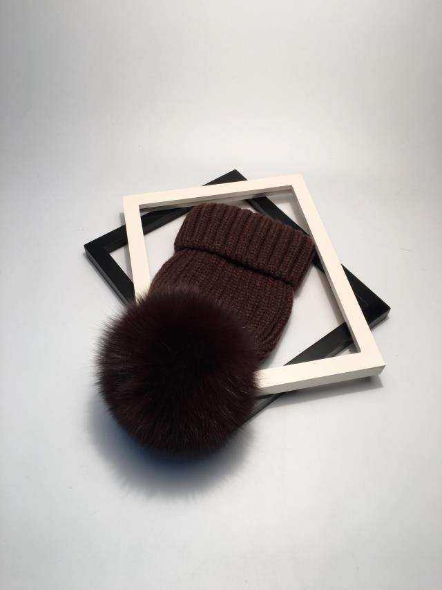 pompom hat fur hat winter hats for women knitted hat winter beanie hat women hat (20)
