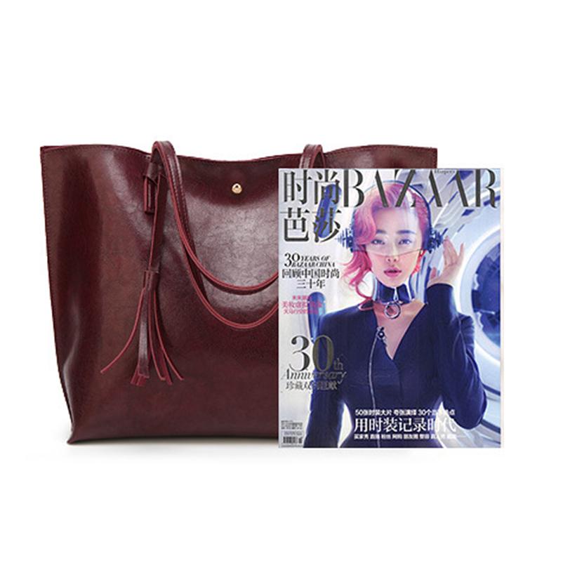 Nevenka Leather Handbag Women Casual Totes Female Shopper Ladies Shopping Bags Large Capacity Bags Vintage Bag for Women 201823