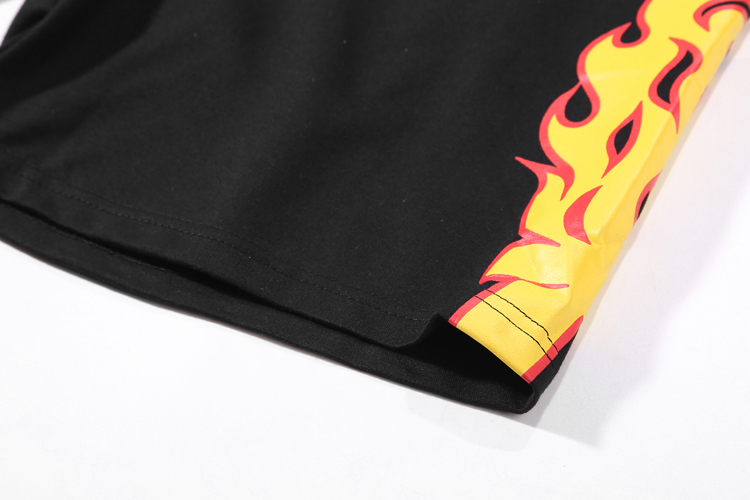 Trasher Flame Shorts 5