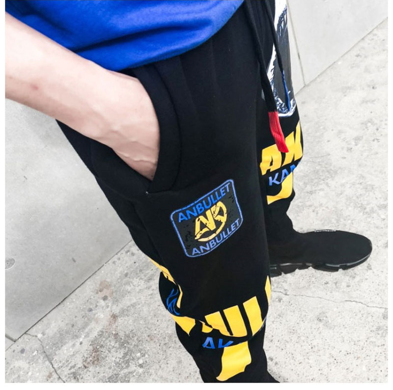 Pants Fashion Streetwear Sweatpants (10)