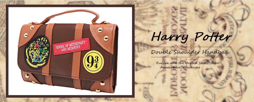 Harry Potter Single Shoulder Bag (1)
