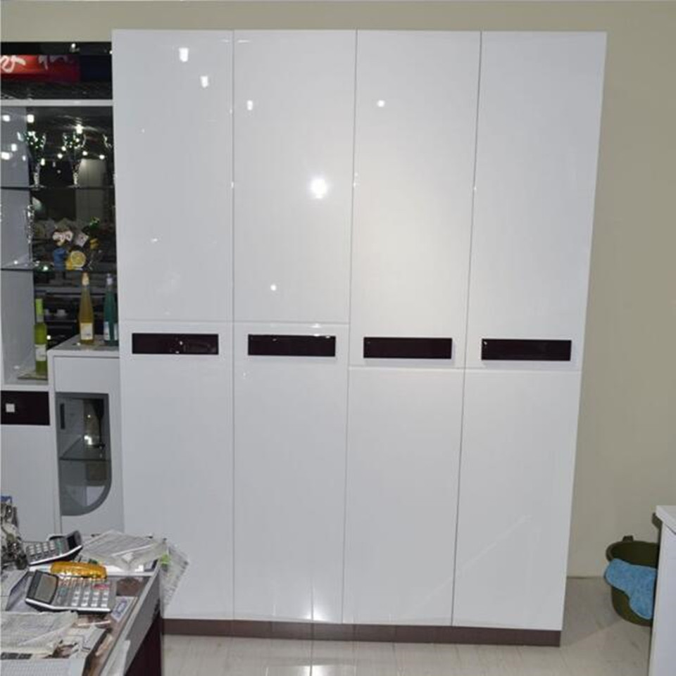 Papier Peint Pour Cuisine 2m meubles rénovation de mur autocollant film décoratif pvc auto-adhésif  papier peint étanche de papier peint armoire de cuisine