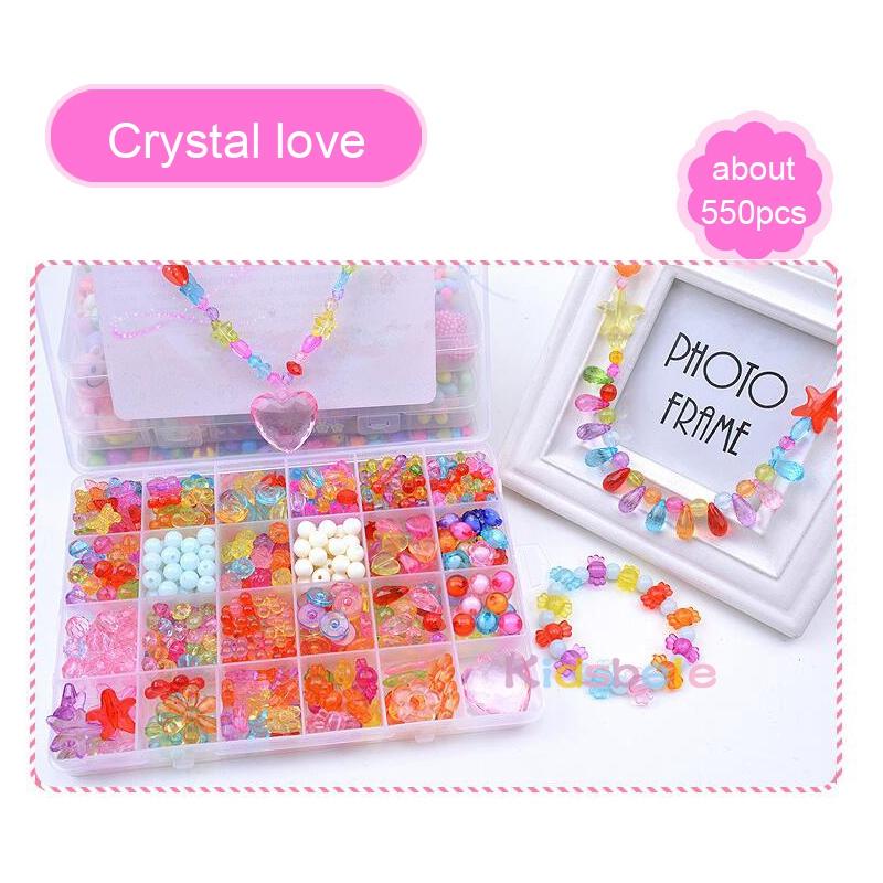 5 crystal love