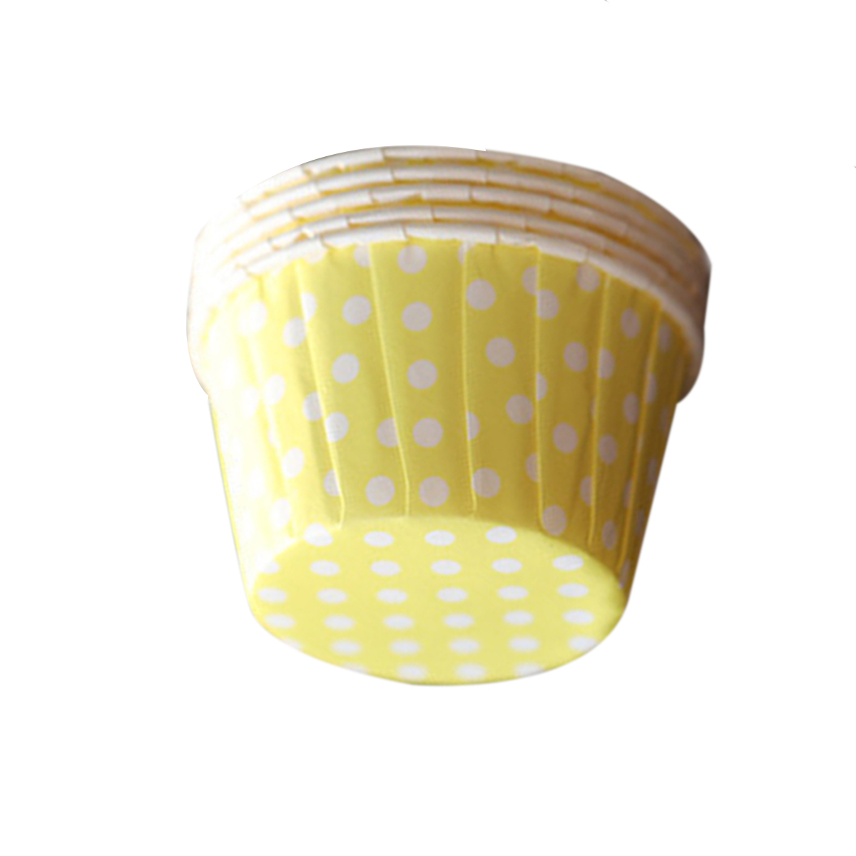 Cupcake Wrappers Muffin Liners Star Dot Strawberry Pattern Baking Cups Cupcake Cases for Baby Shower Birthday 68x68x39cm