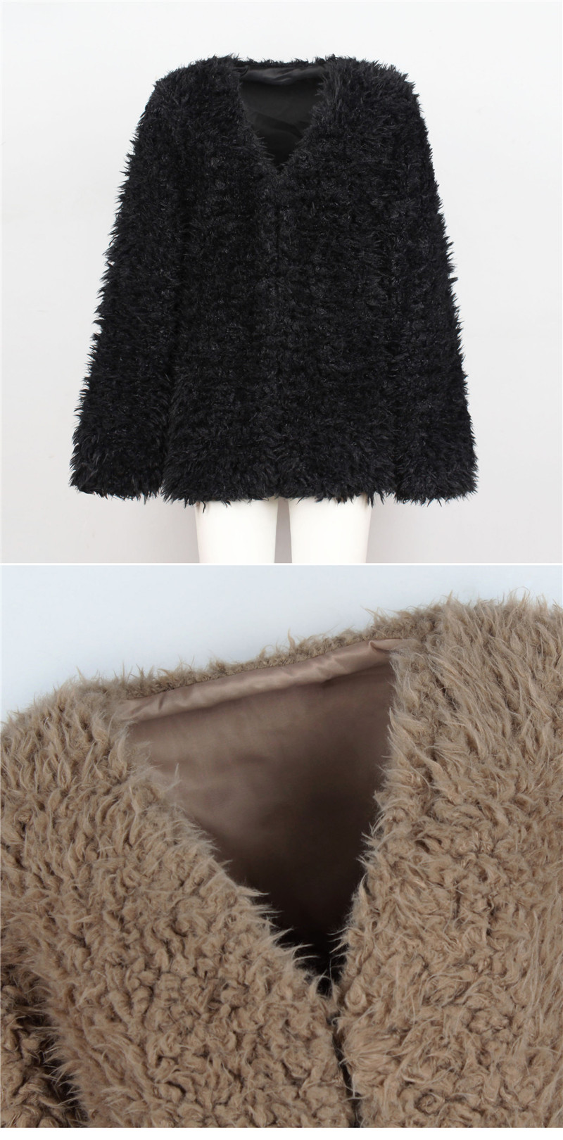 European and American fashion fur coat with warm coat and fur coat (8)