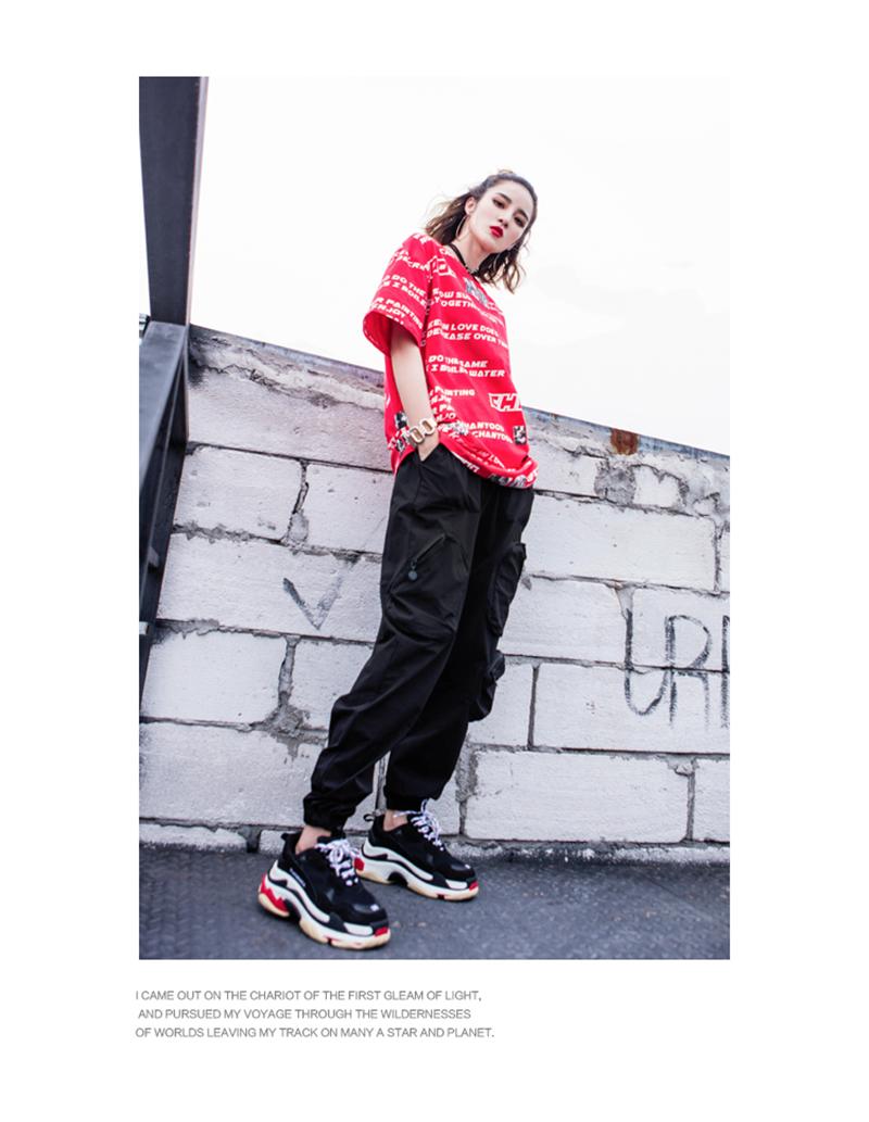 Pocket Tactical Fashions Men Hip Hop Pants Man (28)