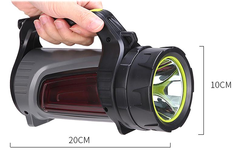 3 x Lámpara de trabajo 24 LED lámpara de mano de planta Lámpara Linterna antorcha lámpara de trabajo nuevo