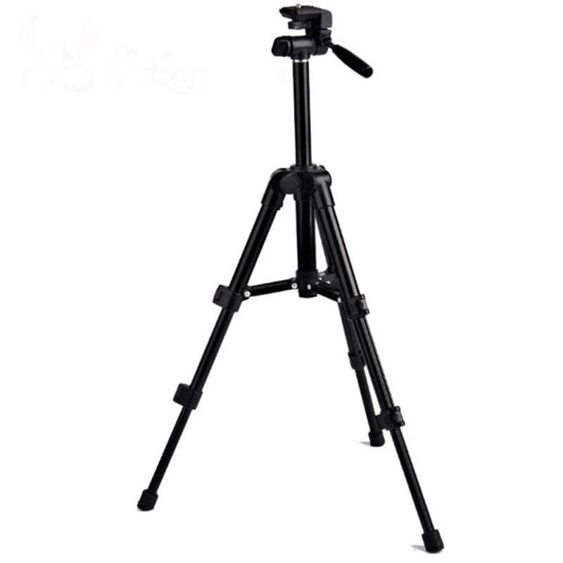 Professional Photographic Travel Compact Aluminum Heavy Duty Tripod Monopod&Ball Head for Digital DSLR Camera