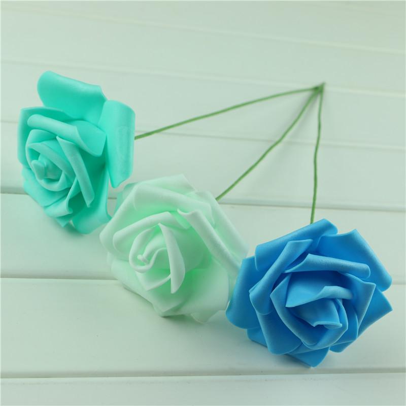 Handmade-Party-Festival-Wedding-Foam-Roses-Flower-with-Stem-DIY-Wedding-Bouquet-Flowers-Home-Floral-Decor (3)