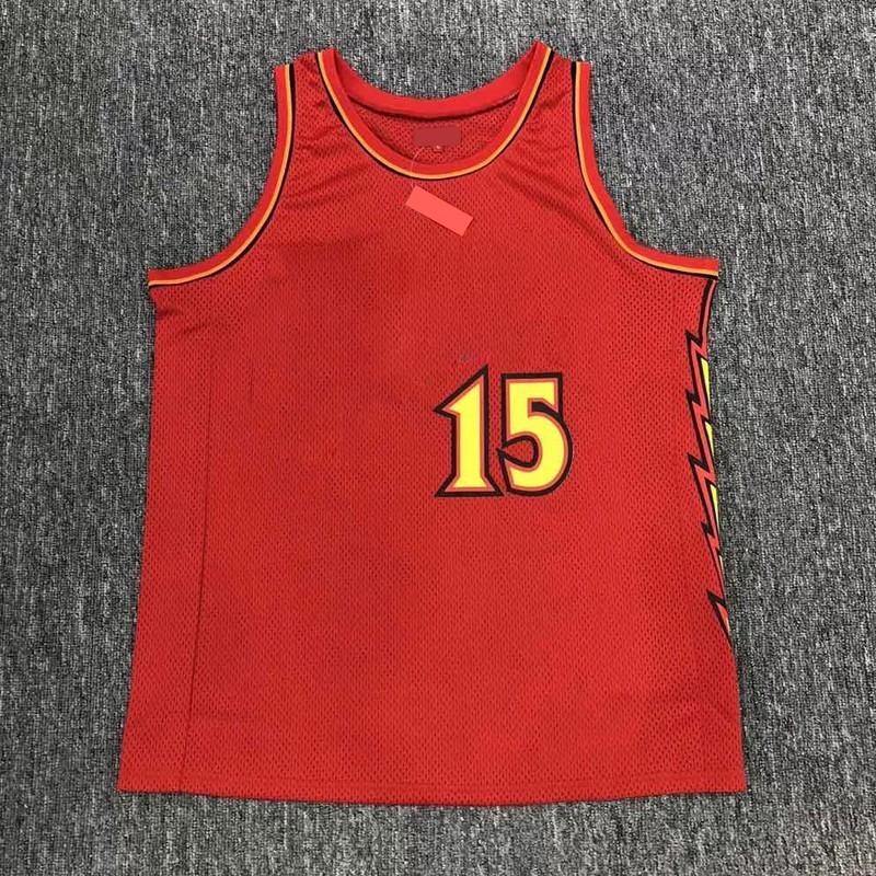 18SS Box Logo Bolzen Basketball Jersey Weste T-shirt Luxus Männer Frauen Straße Outdoor Sport Sleeveless Beiläufige Sommer Coole T-stück Weste HFYMTX353