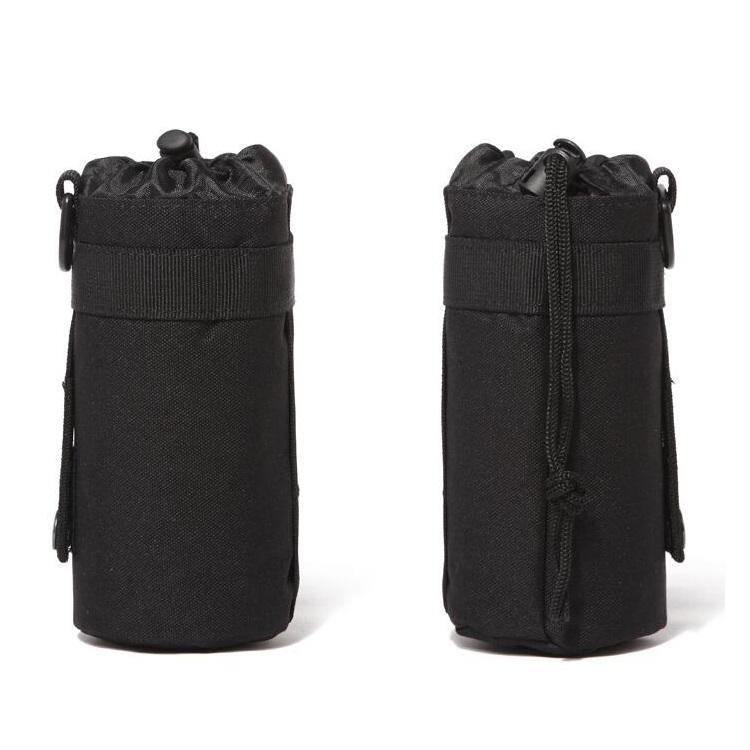 Новый завод прямых продаж тактический камуфляж бутылка воды изоляции мешок спорта на открытом воздухе MOLLE чайник мешок T7d025