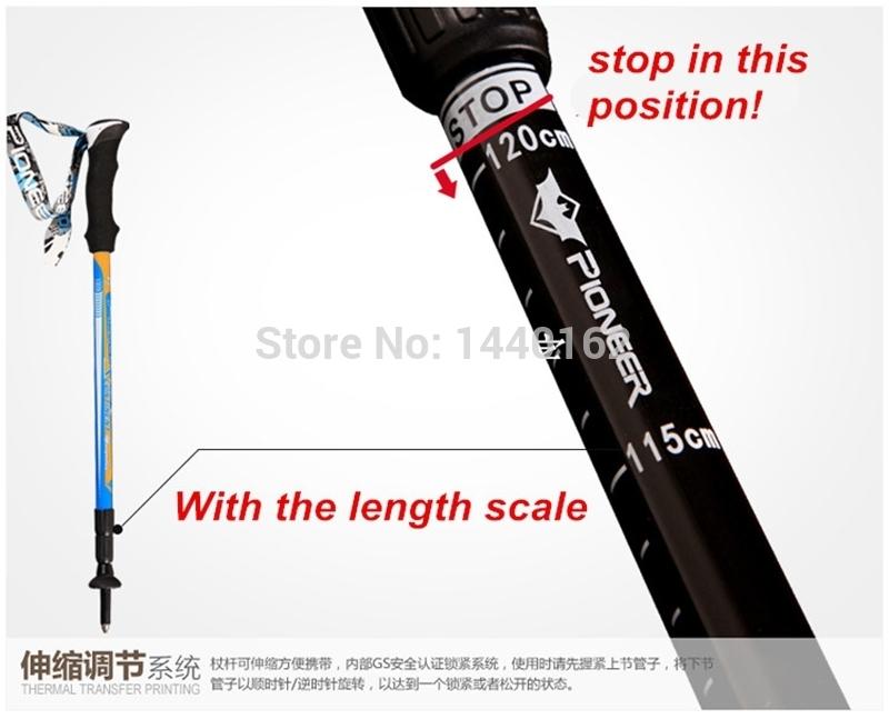 tp028 10 Nordic walking sticks hiking sticks alpenstock walking cane Trekking poles mountain climbing sticks hiking pole.jpg