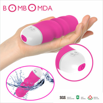 Sex Toy Waterproof Rechargable Powerful G Spot Vibrator Clitoral Stimulator AV Stick Wand Vibrators Female Masturbation Toys O4