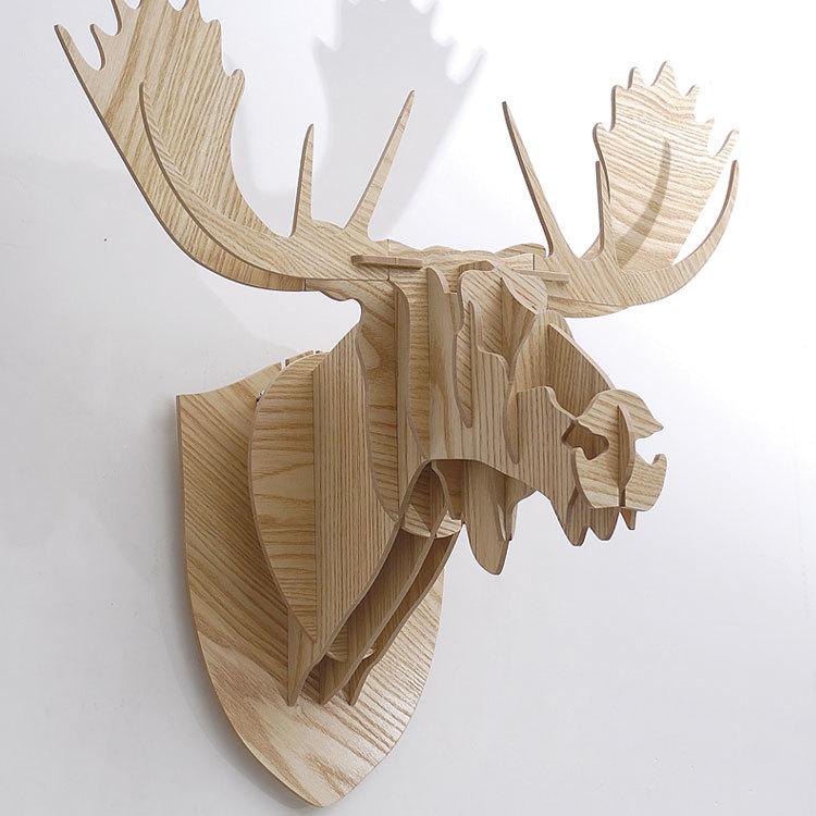 Diy Moose Decor