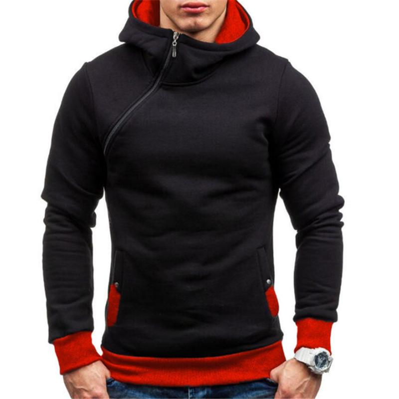 FreelyMen Workout Oversize Hood Camo Pullover Hoodie Sweatshirt
