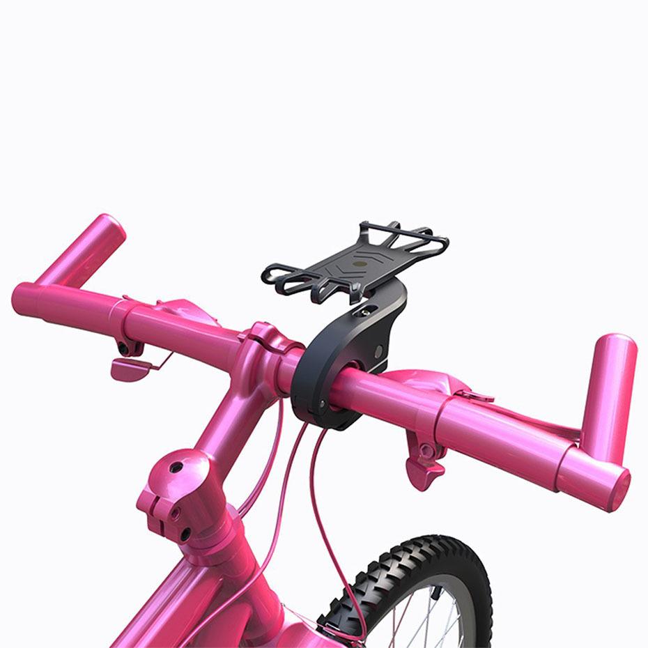 360 Degree Rotation Bicycle Phone Holder For Iphone X Iphone 8 Smartphone Bike Handlebar Mount Bracket Navigation Stand Holder (9)