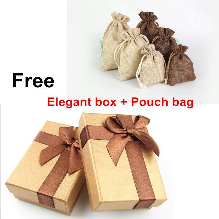 free bag + box