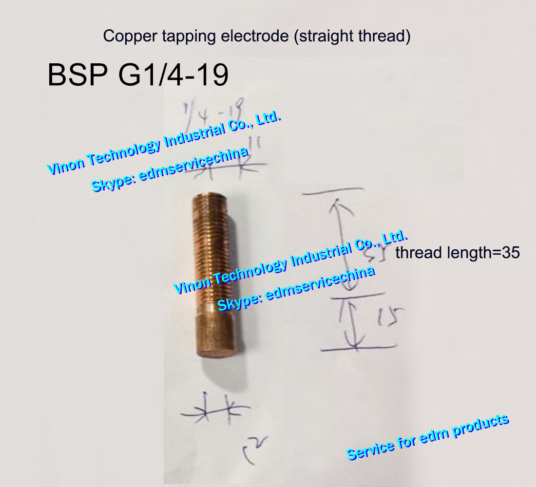"""3//4/""""-10 x 12/""""-Long 304 Stainless Steel Threaded Rod 10 Threads per inch -/>3//4/"""""""