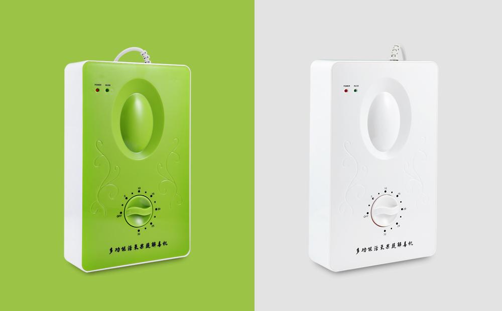 Multifunctional Ozone Generator Air Purifier Fruit Vegetable Sterilizer