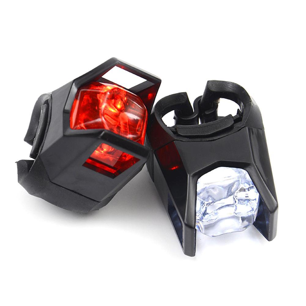 Smart Light LED Licht Set mit 2 Lampen für Schlitten Fahrrad Stunt Scooter