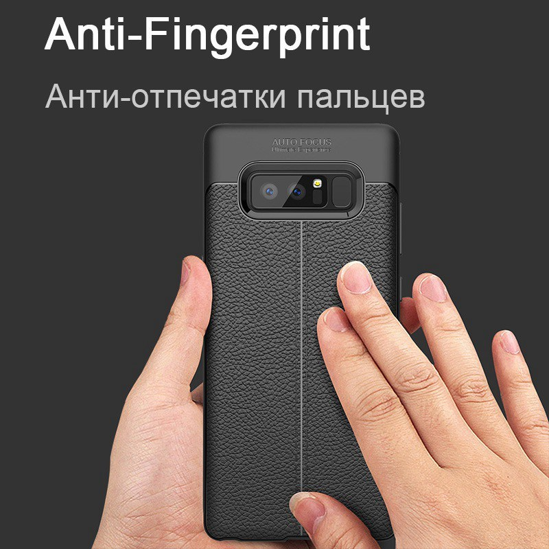 Luxury Carbon Case For Samsung Galaxy Note 8 S8 Plus Cover Leather TPU Soft Coque For Samsung S7 Edge A3 A5 2017 J5 J7 2016 Case (8)