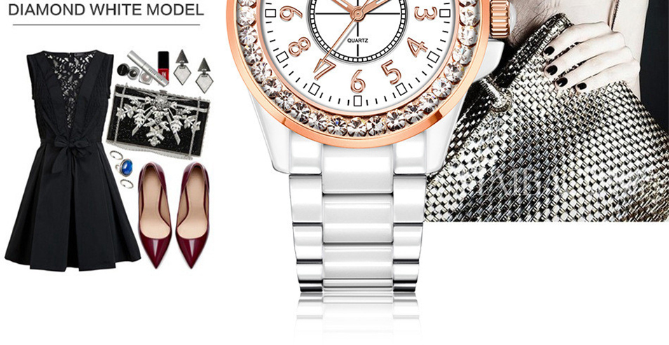 SINOBI Fashion Women Diamonds Wrist Watches (29)
