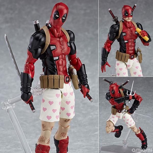 Série X War Deadpool EX-042 La version DX de petites articulations mortes peut être déplacée. Cadeau de modèle de jouet de film périphérique