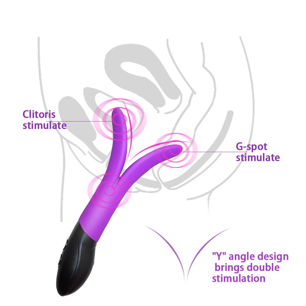 New 9 Speeds Body Massager Clitoral Strong G-Spot Vibrators Stimulator Adult Sex Toys for Women AV Vibrators for couples