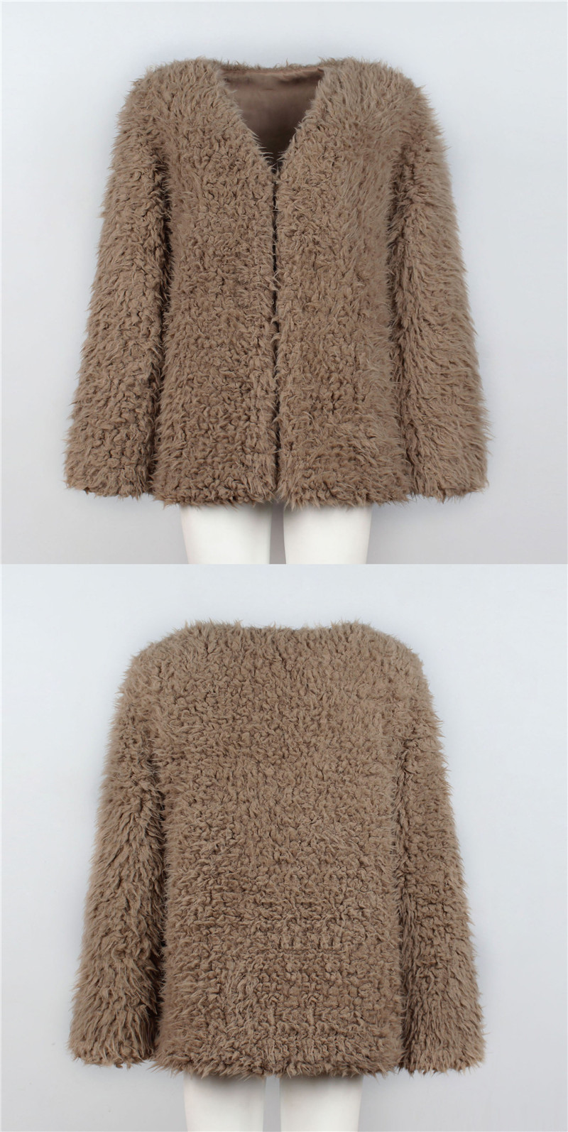European and American fashion fur coat with warm coat and fur coat (5)