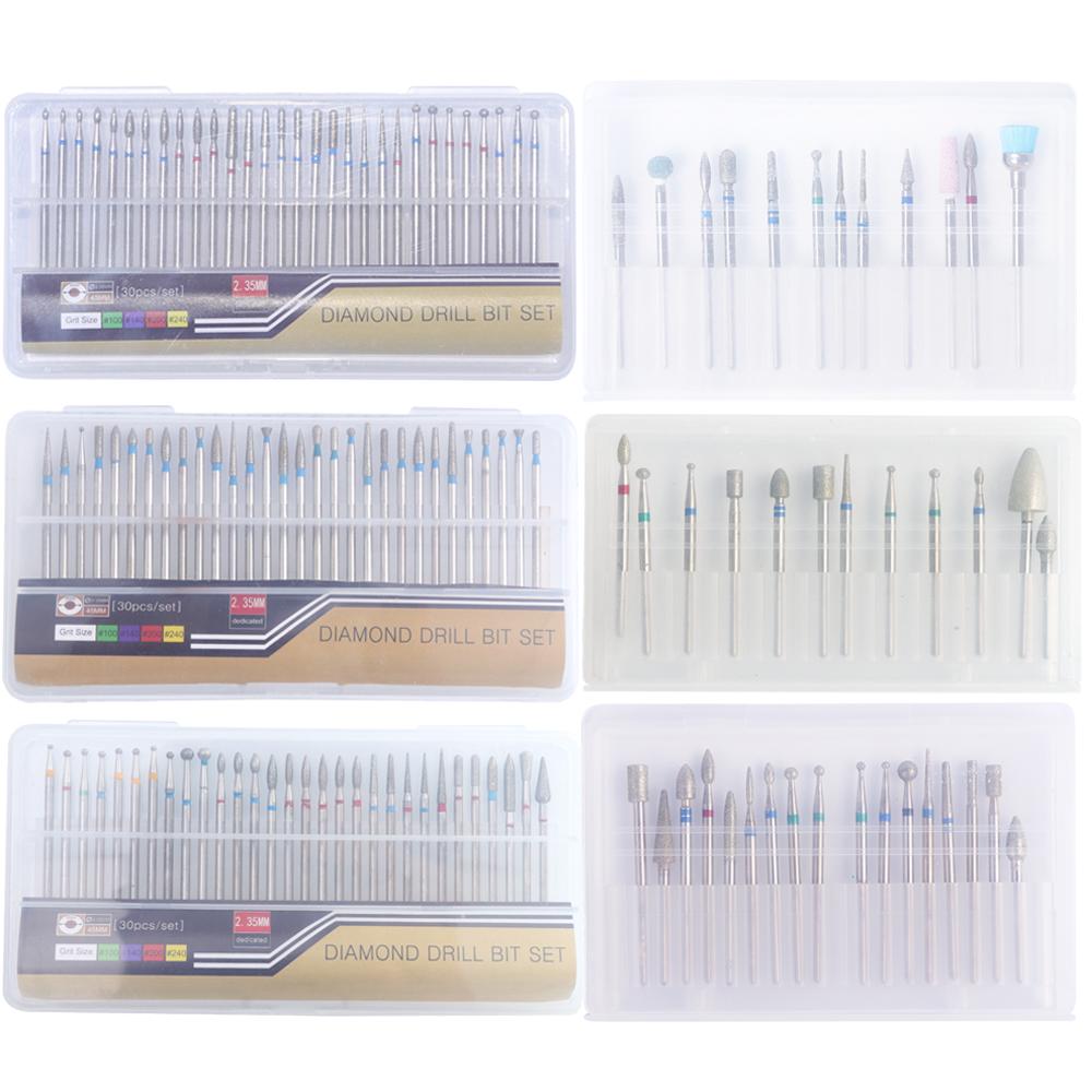 nail drill sets