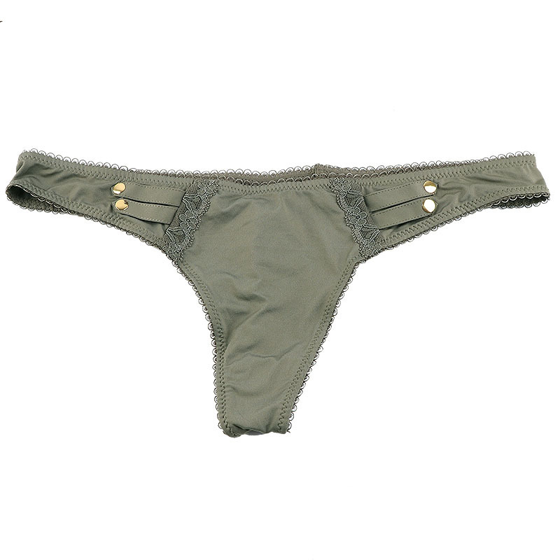 1 ADET Yeni Renkli Seksi Kadın Thongs Yüksek Kalite Kızlar Düşük Rise Dantel G-String Iç Çamaşırı Bikini Bayanlar Için T-Geri Sıcak Satış S923