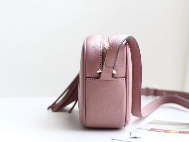 Hot sale new style women fashion disco soho bag handbag genuine leather high quality shoulder bags totes purse disco CrossBody