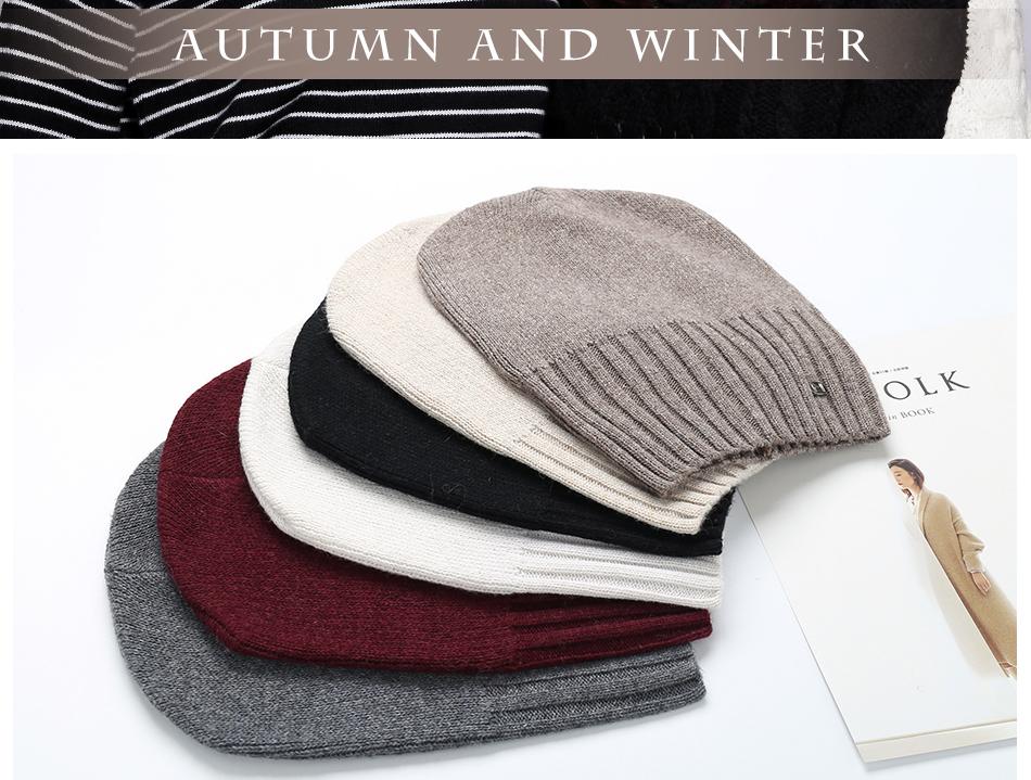 hat female autumn MZ738 (2)