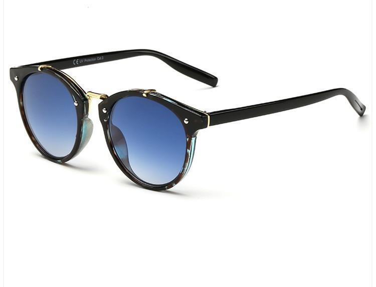 2016 Classic Brand Designer Sunglasses Women Men Retro Round Sun Glasses Woman shades Mirror Eyewear Lady Male Female Sunglass (27)