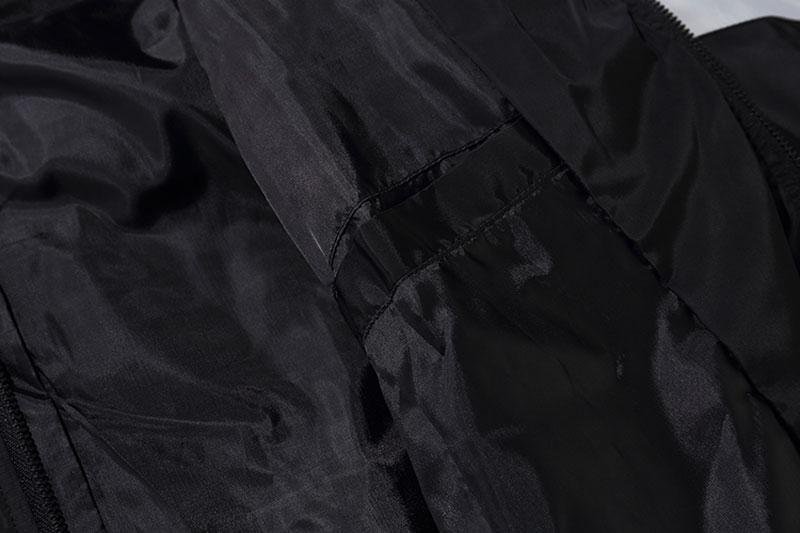 Color Block Patchwork Windbreaker Hooded Jackets 11