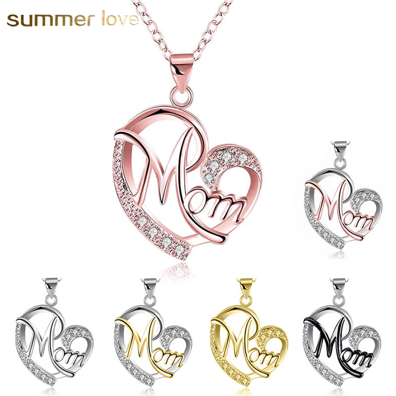 New 14k Gold Mothers Mom Crown Charm Pendant