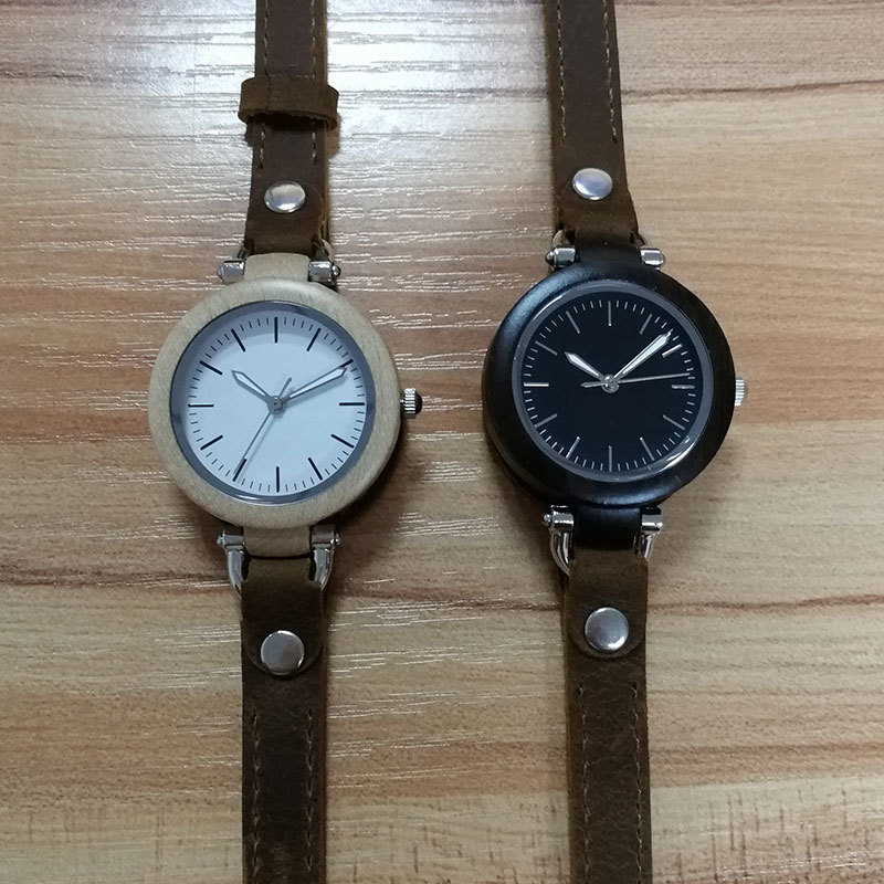 SIHAIXIN-lady-casual-small-women-wooden-watches