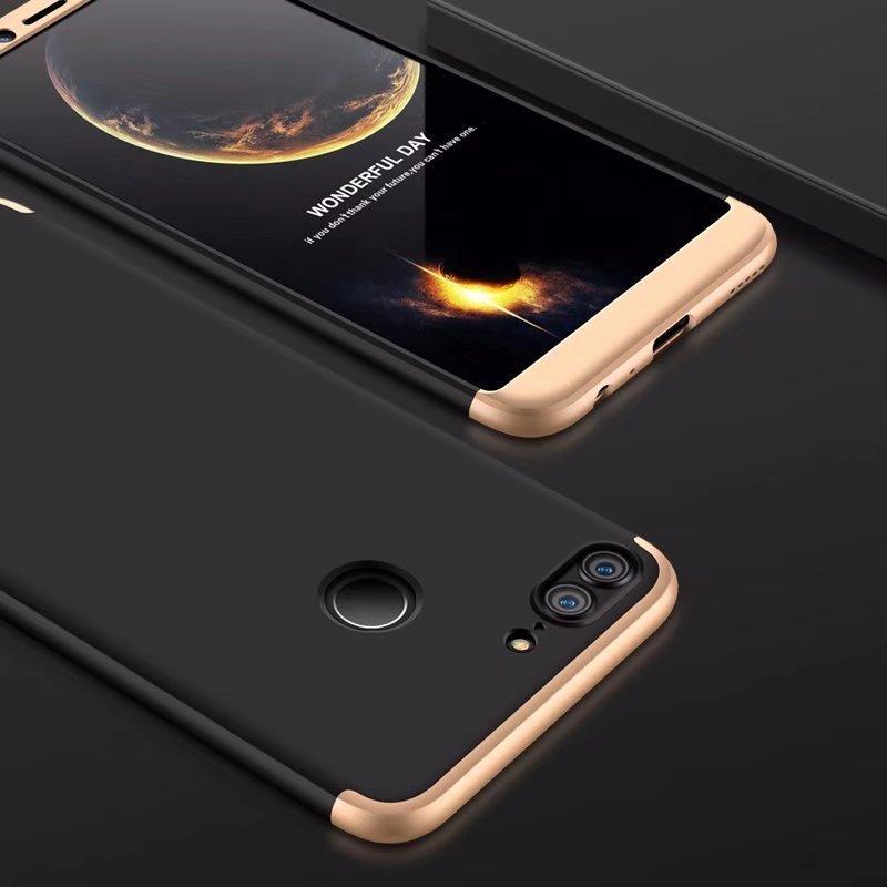 Для Huawei P20 P20 Pro P10 P9 Mate 10 Mate20 Honor 9 Lite Case Жесткий 3 в 1 Матовый доспех Гибридный Защитная задняя крышка чехлы полный чехол