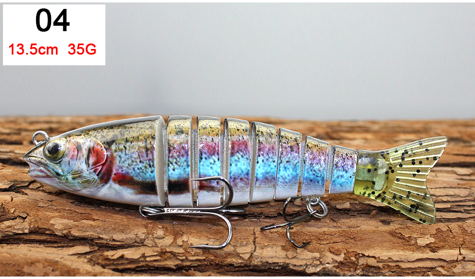 K8356-13.5cm-35g-Fishing-Lures-Hard-Bait-Wobbler-Bait-8-Segments-Artificial-Baits-Swim-Bait-Triple-Anchor-Hook-Fishing-Tackle_06